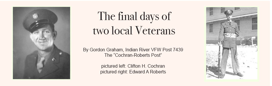 Indian River VFW History